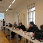 Workshop on master curricula best practices in EU countries